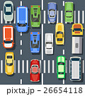 トラフィック 交通 通行のイラスト 26654118