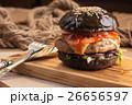 ハンバーガー バーガー 料理の写真 26656597