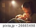 ベビー 赤ちゃん 赤ん坊の写真 26665498