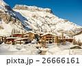 山 ウィンター ウインターの写真 26666161