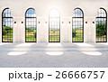 広間 空間 部屋のイラスト 26666757