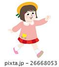 幼稚園児 ベクター 子供のイラスト 26668053