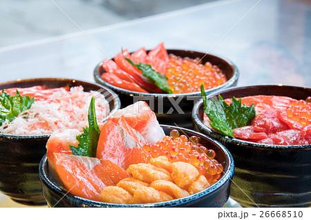 海鮮丼 / 北海道 26668510