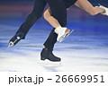 フィギュアスケートのペア 26669951