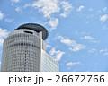 青空とヘリポート 26672766