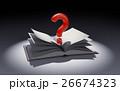 ブック 本 標識のイラスト 26674323