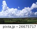 南大東島の風景 26675717