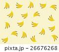 バナナ柄 26676268
