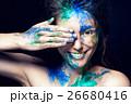 クローズアップ ファッション 流行の写真 26680416