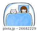 眠り 26682229