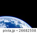 地球 惑星 宇宙のイラスト 26682508