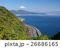 薩埵峠 富士山 峠の写真 26686165