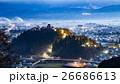 大野城 風景 眺望の写真 26686613