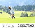 ゴルフイメージ  26687392