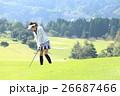ゴルフイメージ  26687466
