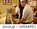 寿司屋の板前 26688961