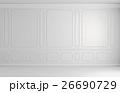 かべ クラシック 古典のイラスト 26690729