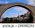 モスタル スタリ・モスト 橋の写真 26696294
