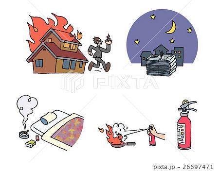 火の用心 26697471