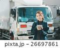 truck driver 26697861