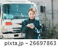 truck driver 26697863