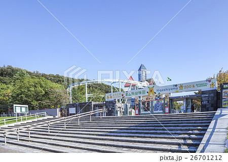 東山動物園エントランス風景 26701212