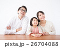 人物 家族 ファミリーの写真 26704088