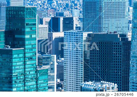 東京・都市風景 26705446