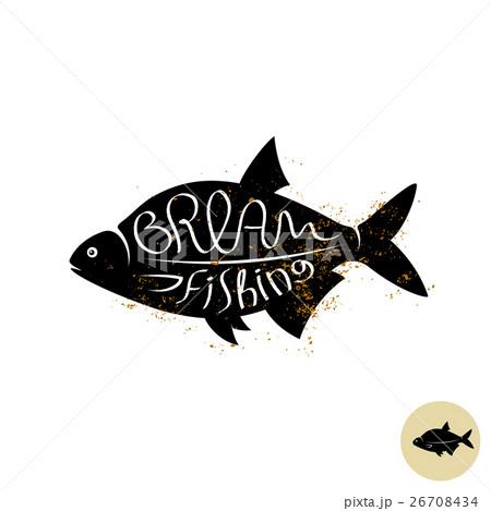 Bream logoのイラスト素材 [26708434] - PIXTA
