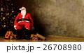 クリスマス サンタさん サンタクロースの写真 26708980