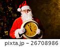 クリスマス サンタさん サンタクロースの写真 26708986