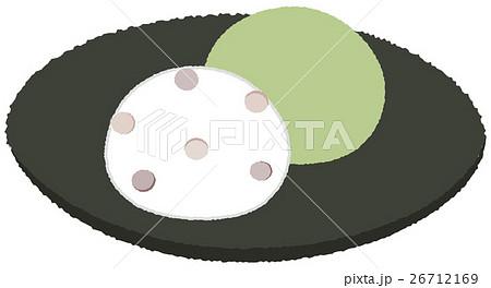 和菓子 大福 2種 26712169