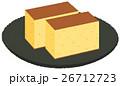 甘味 お菓子 おやつのイラスト 26712723