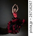 Young woman dancing flamenco 26716267