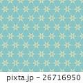 Snowflakes seamless pattern. EPS 10 26716950