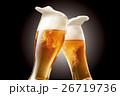 グラスビール 26719736