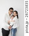 家族 ファミリー 人物の写真 26723835
