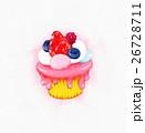 カップケーキ 26728711