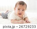 6ヶ月の男の子の赤ちゃん 26729233