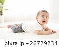 6ヶ月の男の子の赤ちゃん 26729234