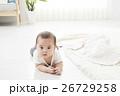 6ヶ月の男の子の赤ちゃん 26729258