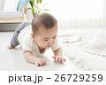 6ヶ月の男の子の赤ちゃん 26729259