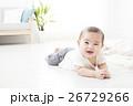 6ヶ月の男の子の赤ちゃん 26729266