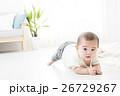 6ヶ月の男の子の赤ちゃん 26729267