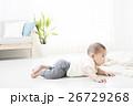 6ヶ月の男の子の赤ちゃん 26729268
