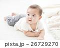 6ヶ月の男の子の赤ちゃん 26729270