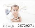 6ヶ月の男の子の赤ちゃん 26729271