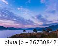 天空の城 竹田城の朝と雲海 26730842
