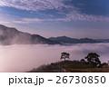 天空の城 竹田城の朝と雲海 26730850