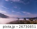 天空の城 竹田城の朝と雲海 26730851